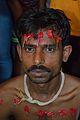 Ujjal Majar - Forehead Pierced Gajan Sannyasi - Bainan - Howrah 2015-04-14 7997.JPG