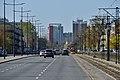 Ulica Grochowska na wysokości ul. Żółkiewskiego.jpg