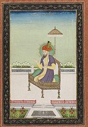 Umar Shaykh Mirza, 1875-1900
