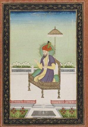 Umar Shaikh Mirza II - Image: Umar Shaykh Mirza, 1875 1900