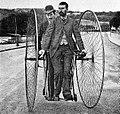 Un tandem de Renard (1893).jpg