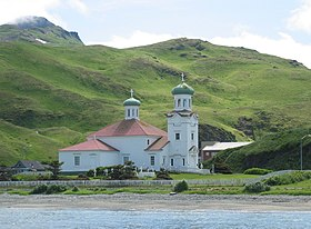 Image illustrative de l'article Église de la Sainte-Ascension d'Unalaska