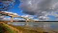 Under the Orwell Bridge and by the river2.jpg