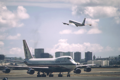 United Airlines Boeing 747 at Honolulu International Airport October 1973.png
