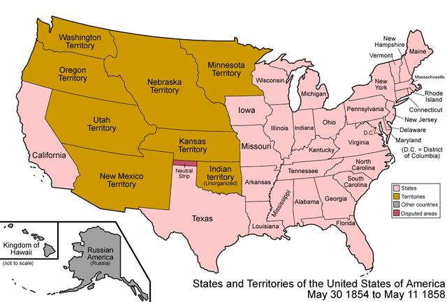 FileUnited States Png Wikimedia Commons - Us 1820 map
