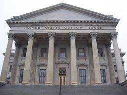United States Custom House i Charleston.