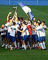 Universidad Católica bicampeón Sub 17 2014.JPG