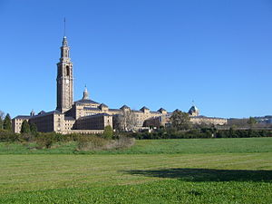 Universidad Laboral de Gijón - Image: Universidad Laboral gijon