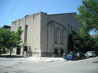 Chicago Maroons men's basketball - Henry Crown Field House