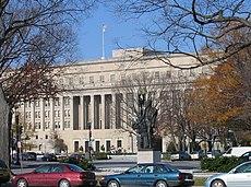 Department of Interior headquarters in Washington, D.C.