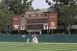 USC Trojans - Dedeaux Field