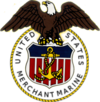 Seal of the US Merchant Marine