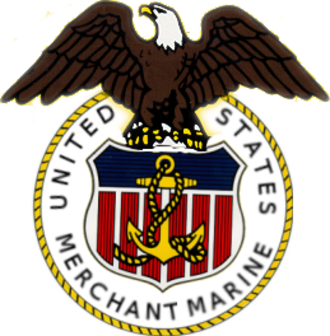 Merchant navy - Seal of the US Merchant Marine