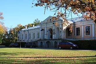 Vääna - Vääna Manor