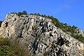 Výšinné opevněné sídliště - hradiště Svatojánská skála, archeologické stopy (Svatý Jan pod Skalou) (3).jpg