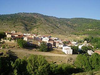 Valdemeca,  Кастилия — Ла-Манча, Испания