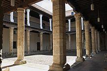 Palacio de los vivero valladolid wikipedia for Viveros valladolid