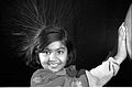 Van de Graaff Generator - Science City - Calcutta 1997 1091.JPG