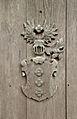 Vapp tammepuidust uksel (Benkendorfi kabel).jpg