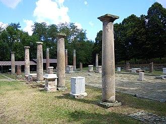 Veleia (Italy) - Archeological area and Antiquarium of Veleia - MIBAC
