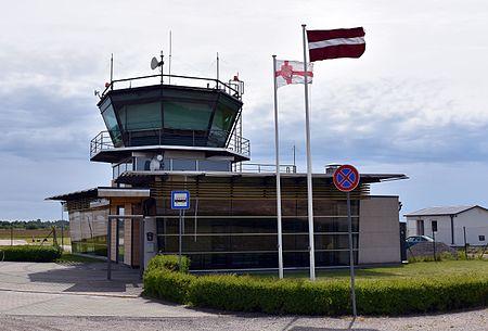 Lapangan Terbang Antarabangsa Ventspils