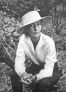British born Australian botanist and botanical illustrator