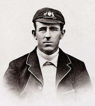 Vernon Ransford - Ransford in 1909