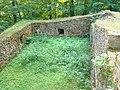 Vestige d'un donjon gallo-Romain sur le site de Montauban Buzenol Belgique.JPG