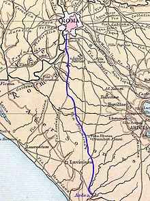 Via ardeatina territorioscuola enhanced wiki alfa - Via di porta ardeatina ...