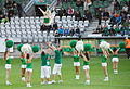 Viborg FF cheerleaders.jpg