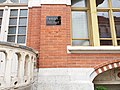 Vichy - Rue Albert Londres, villa Anne-Marie, plaque.jpg