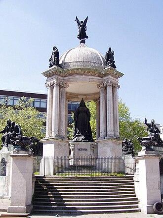 Victoria Monument, Liverpool - Victoria Monument, Liverpool