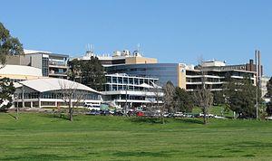 Victoria University, Footscray Park campus, Vi...