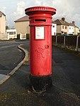 Victorian post box, Burman Road.jpg