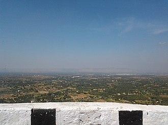 Yelagiri - Image: View from Yelagiri Hills