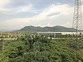 View from train for Shenzhen North Station near Yingde, Guangdong 1.jpg