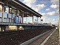 View of platform of Kajikuri-Godaichi Station.jpg