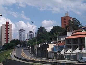 Itaquera (district of São Paulo) - Image: Vila Carmosina