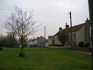 Dalton Piercy - Image: Village Green at Dalton Piercy