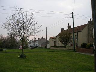 Dalton Piercy Human settlement in England