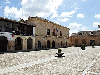 Villamayor de Santiago Place in Castile-La Mancha, Spain