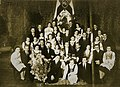 Vilnia, Bieł-čyrvona-bieły ściah-Pahonia. Вільня, Бел-чырвона-белы сьцяг-Пагоня (1931).jpg