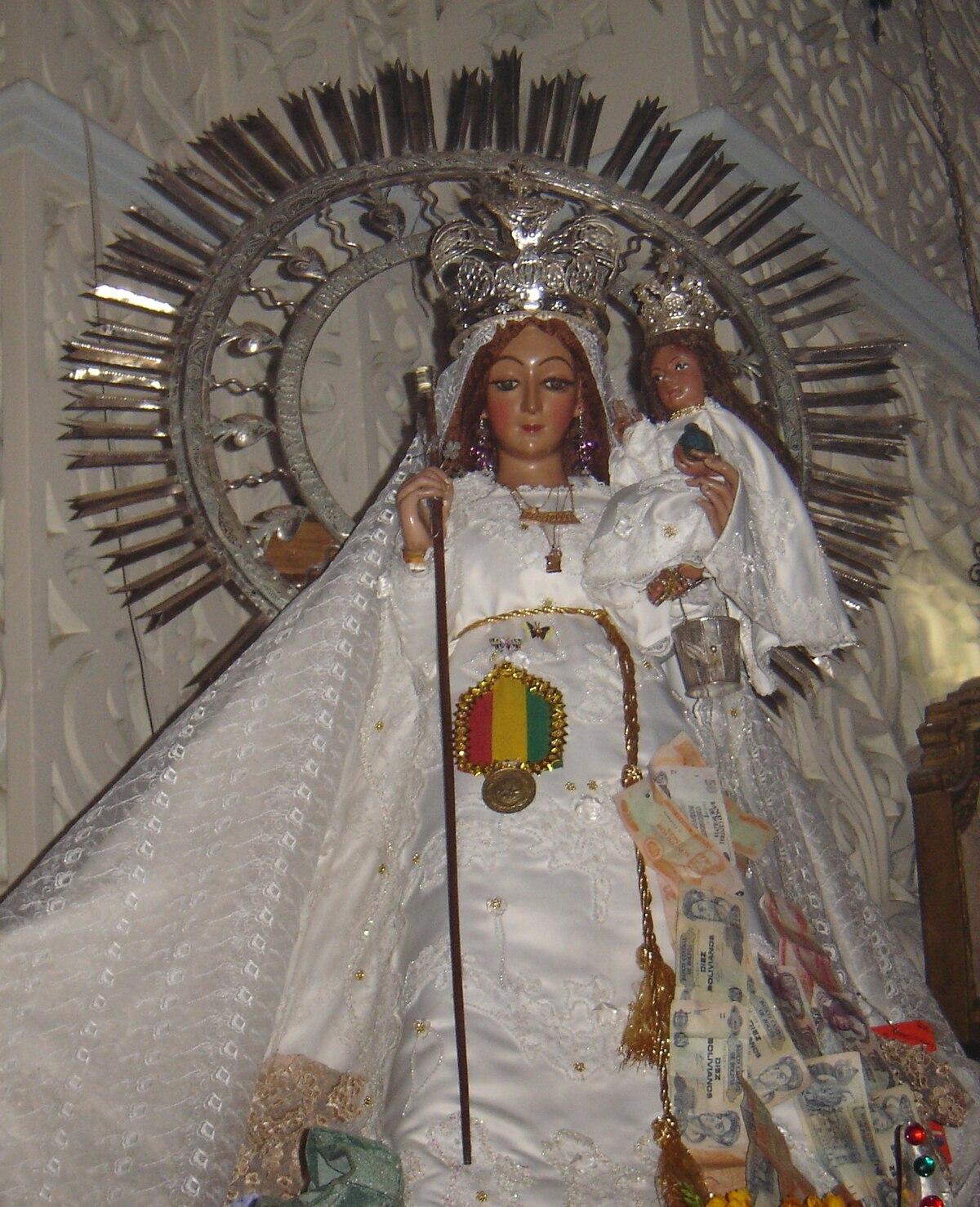 Virgen La Bella Wikipedia la enciclopedia libre