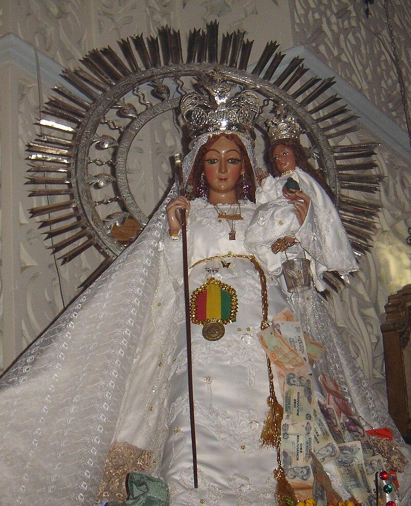 Virgen María La Bella.JPG