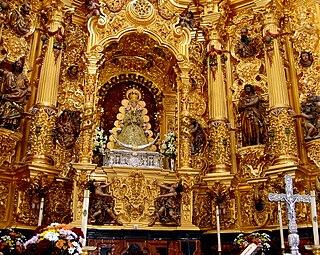 Virgin of El Rocío