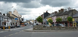 Virginia, County Cavan Town in Ulster, Ireland
