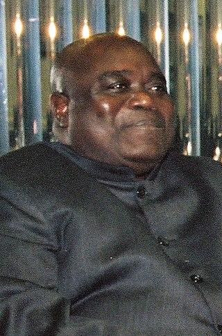 Laurent-Désiré Kabila President of the Democratic Republic of the Congo, 1997–2001