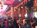 Visitors at Songshan Ciyou Temple in Chinese New Year 20160208b.JPG