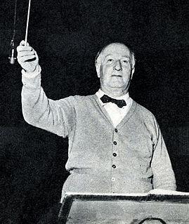 Vittorio Gui Italian conductor, and composer