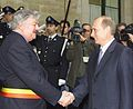 Vladimir Putin in Belgium 1-2 October 2001-3.jpg